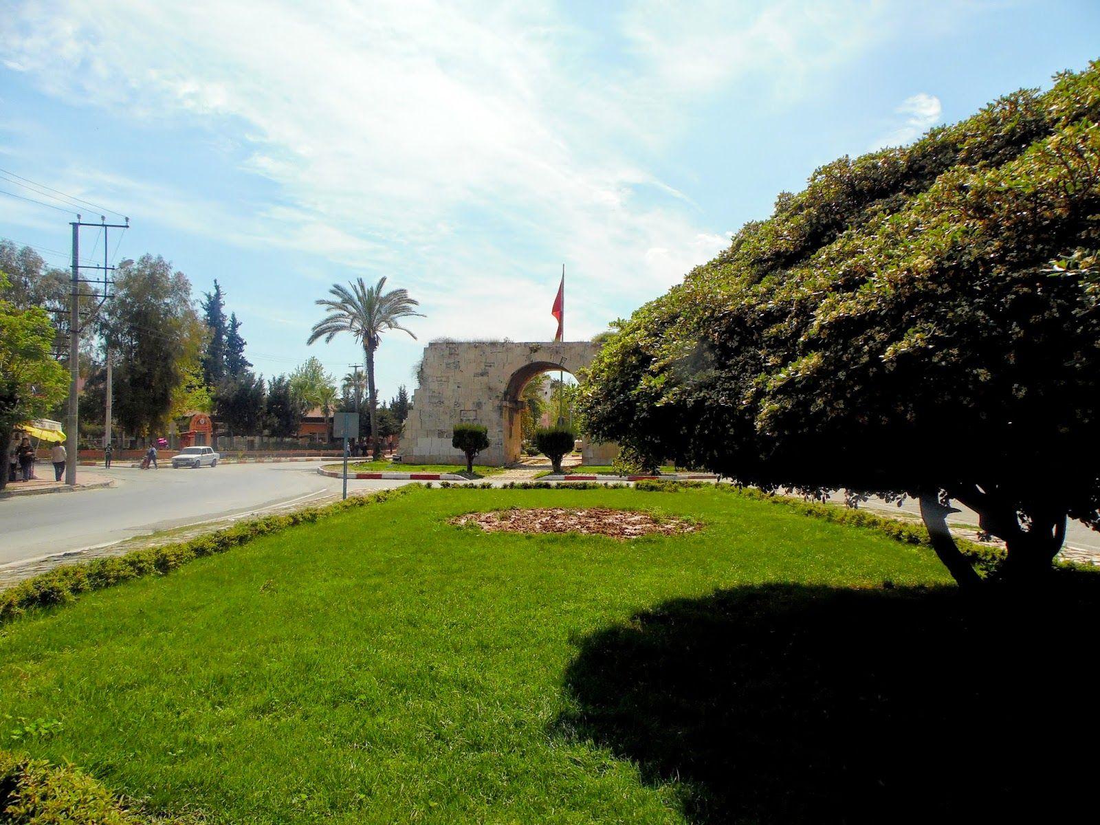 В Тарсусе расположена церковь святого Павла